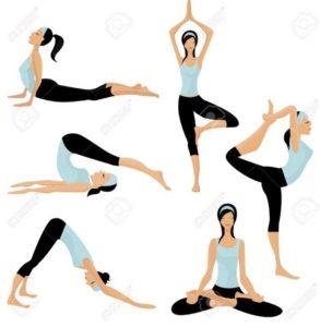 yoga posesw